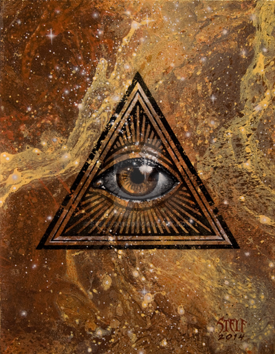 All Seeing Eye 07 By Stelf 2014