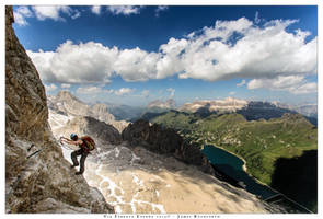 Via Ferrata Eterna by JamesRushforth