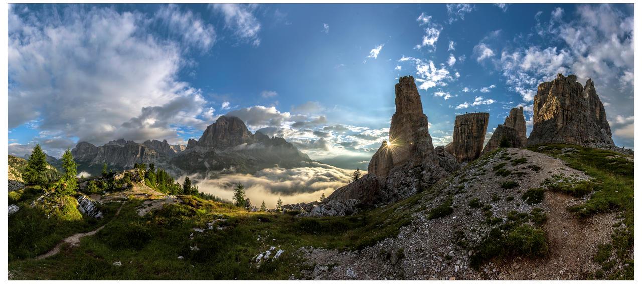 Cinque Torri Panorama