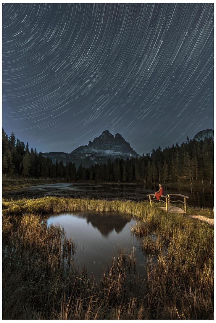 Dolomites dreaming by JamesRushforth