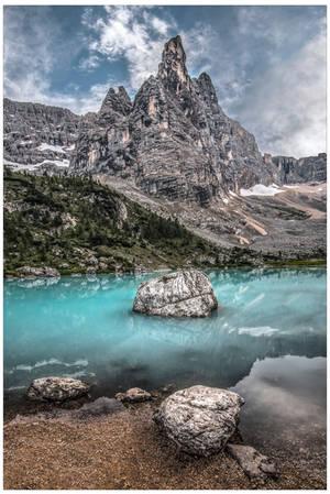 Lago di Sorapiss and Dito di Dio
