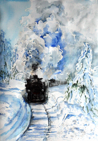 Winter by danuta50
