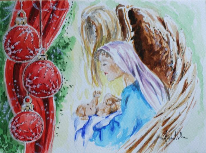 Merry Christmas by danuta50