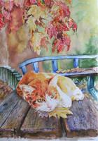 Autumn by danuta50