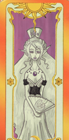 36. Clow Card by Snowy-Dragoness