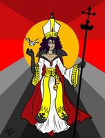 Bishop of Destruction by Snowy-Dragoness
