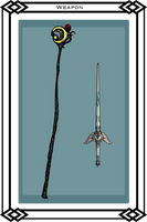 Cahyan's Weapons