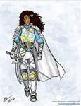 PaladinArmor by Snowy-Dragoness