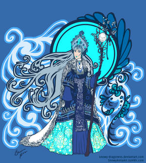 Lunar Snow Maiden