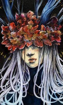 Persephone Queen of Hades