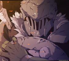 Goblin slayer by AoSenpai