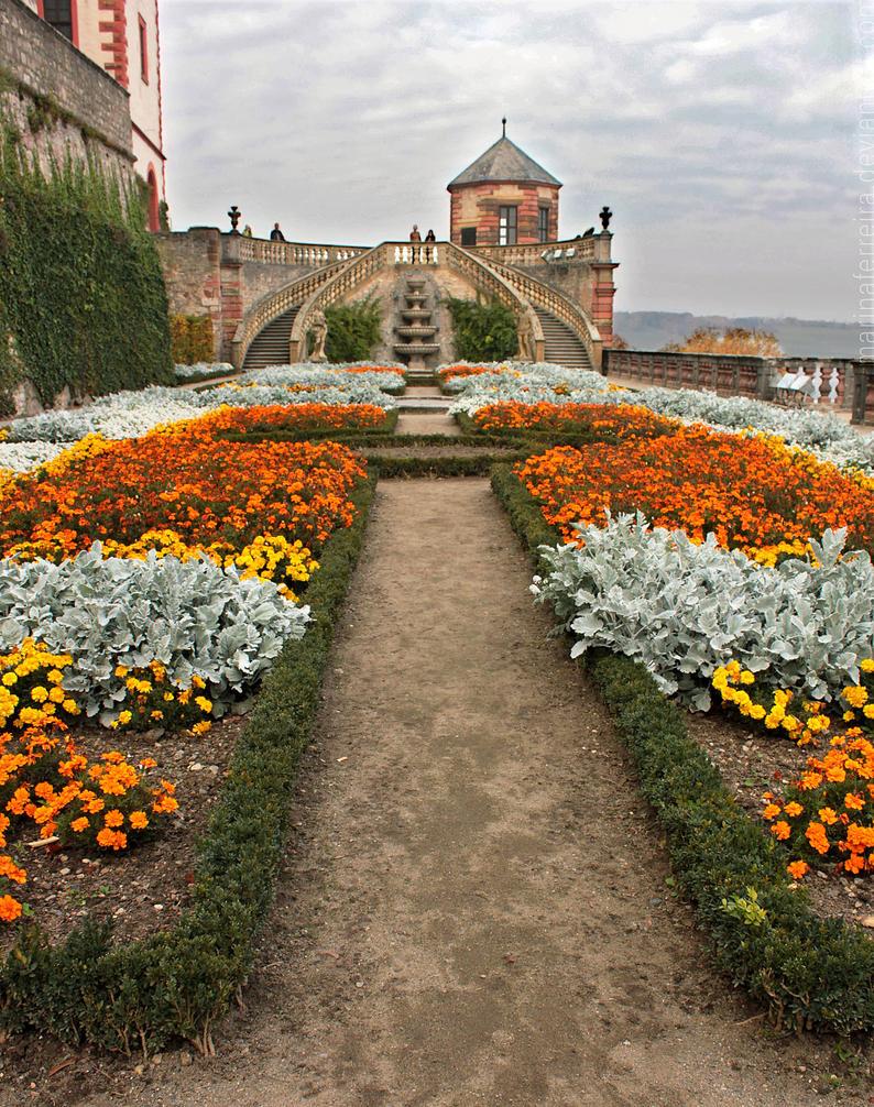 Festung Marienberg Garden by marinaferreira on DeviantArt