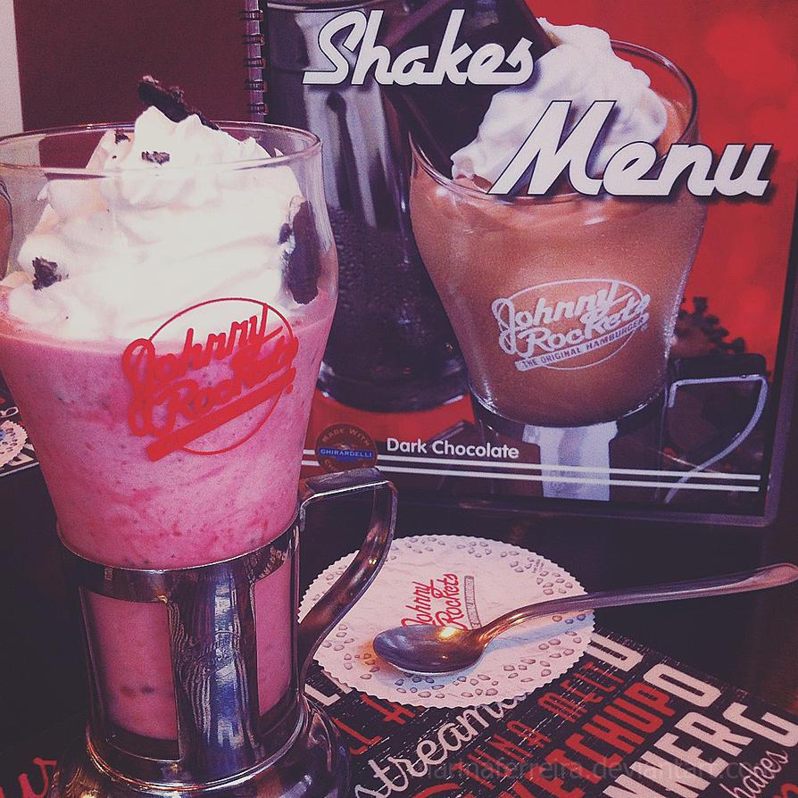 O Melhor Milkshake by marinaferreira