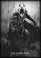 The Dark Knight Rises Poster #1 by StephenCanlas