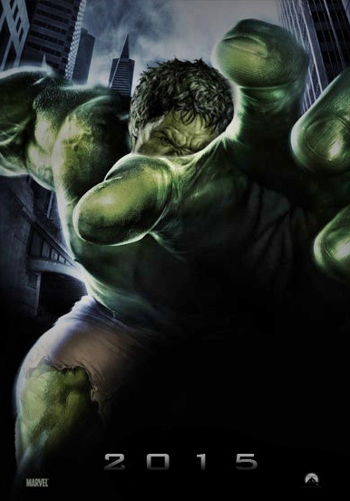 The Incredible Hulk Remake Poster by StephenCanlas on ...