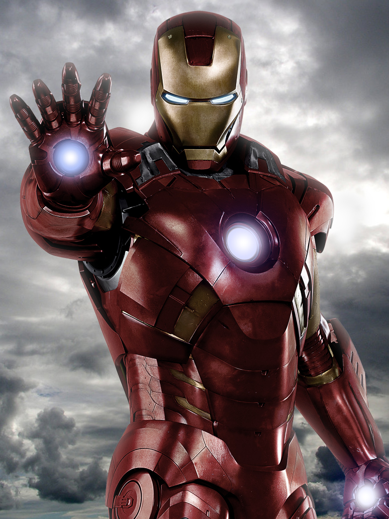 Iron Man Fyxt RPG Character