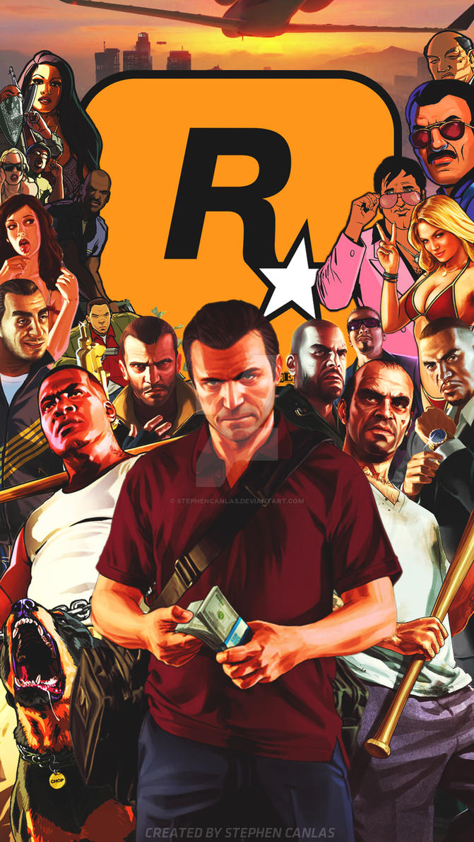 Amazing Wallpaper Movie Iphone 5 - grand_theft_auto___iphone_5_wallpaper__1_by_stephencanlas-d6ngr7x  Best Photo Reference_803376.jpg