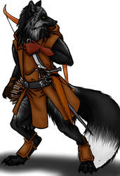 Tohmas Kitt (DnD Character) by Inu-Ninja-Elric
