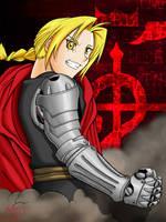 Fullmetal Alchemist - Ed by Mastens
