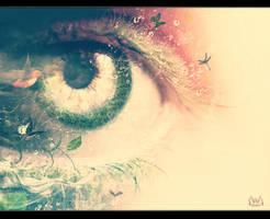 The eye of nature by IvanVlatkovic