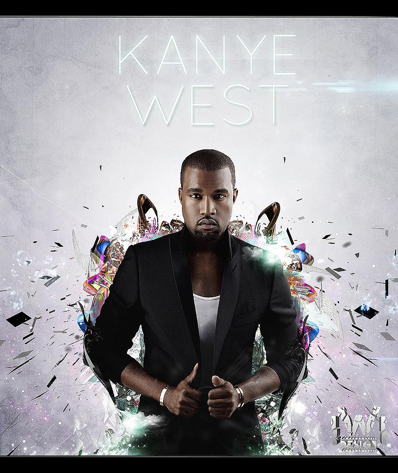 Kanye West swag by IvanVlatkovic