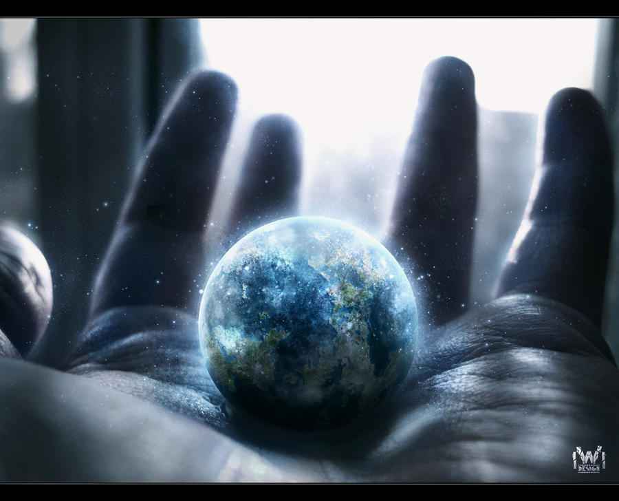 The Whole World in Your Hand by IvanVlatkovic