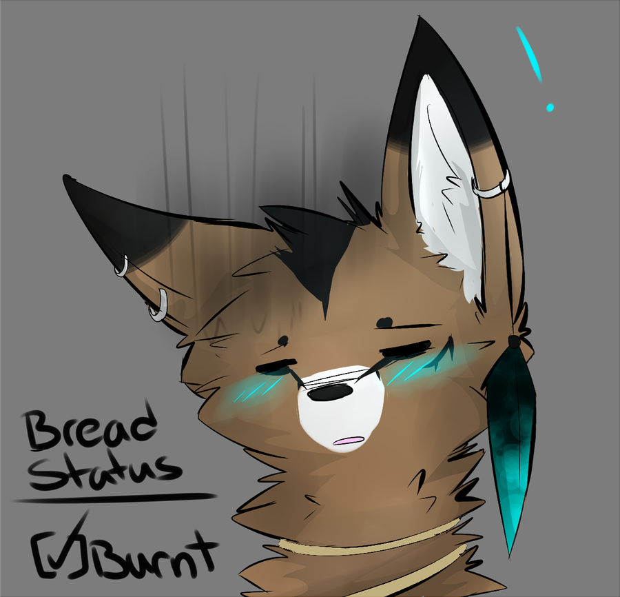 Bread Status by XBlackIce