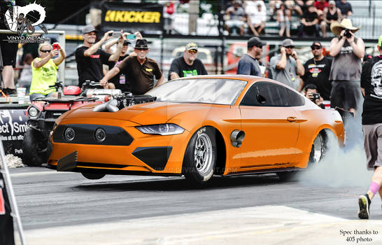 Ford Mustang GT BoostedGT VMD