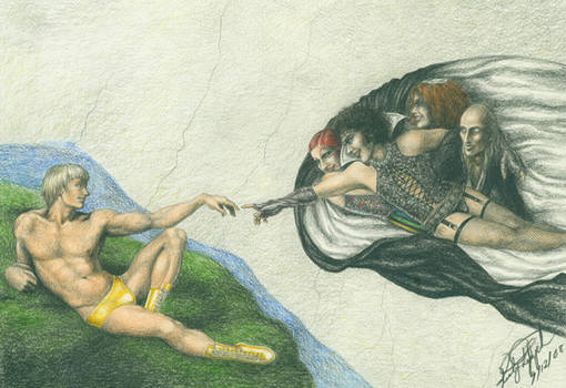 The Creation of Rocky