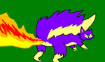 Skuntank Flamethrower
