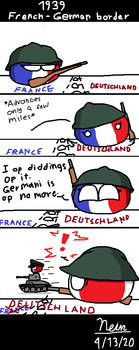 French Invasion of Germany