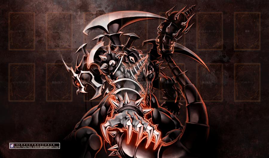 Dark Armed Dragon Mat Ver 2 by Spectral-Joker on DeviantArt