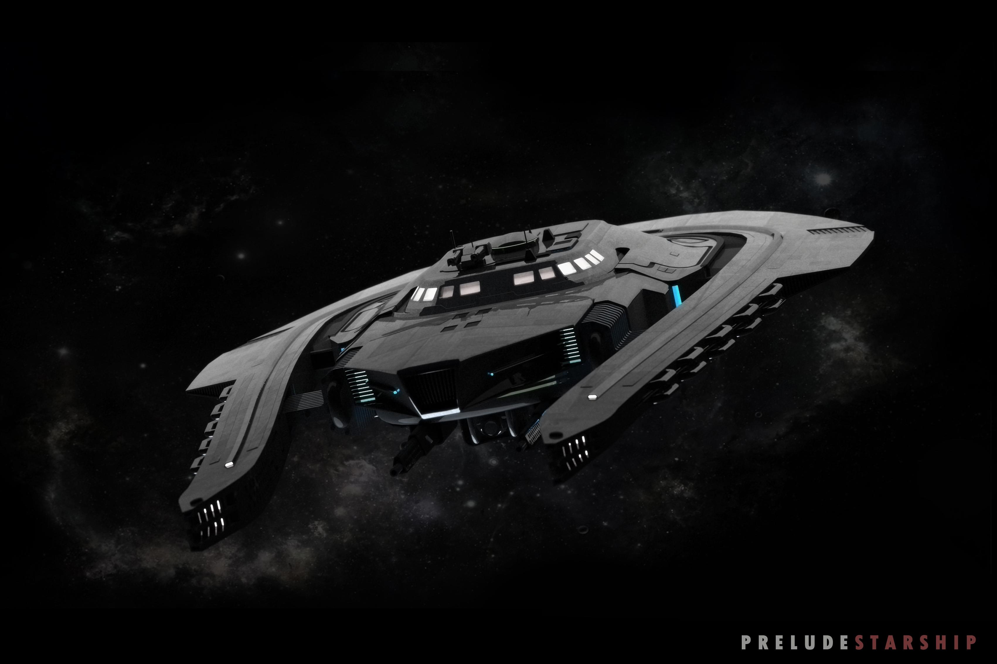 star trek future starship - photo #39