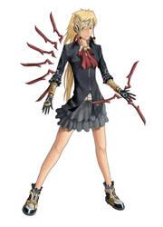 Rikku - Blood Rose