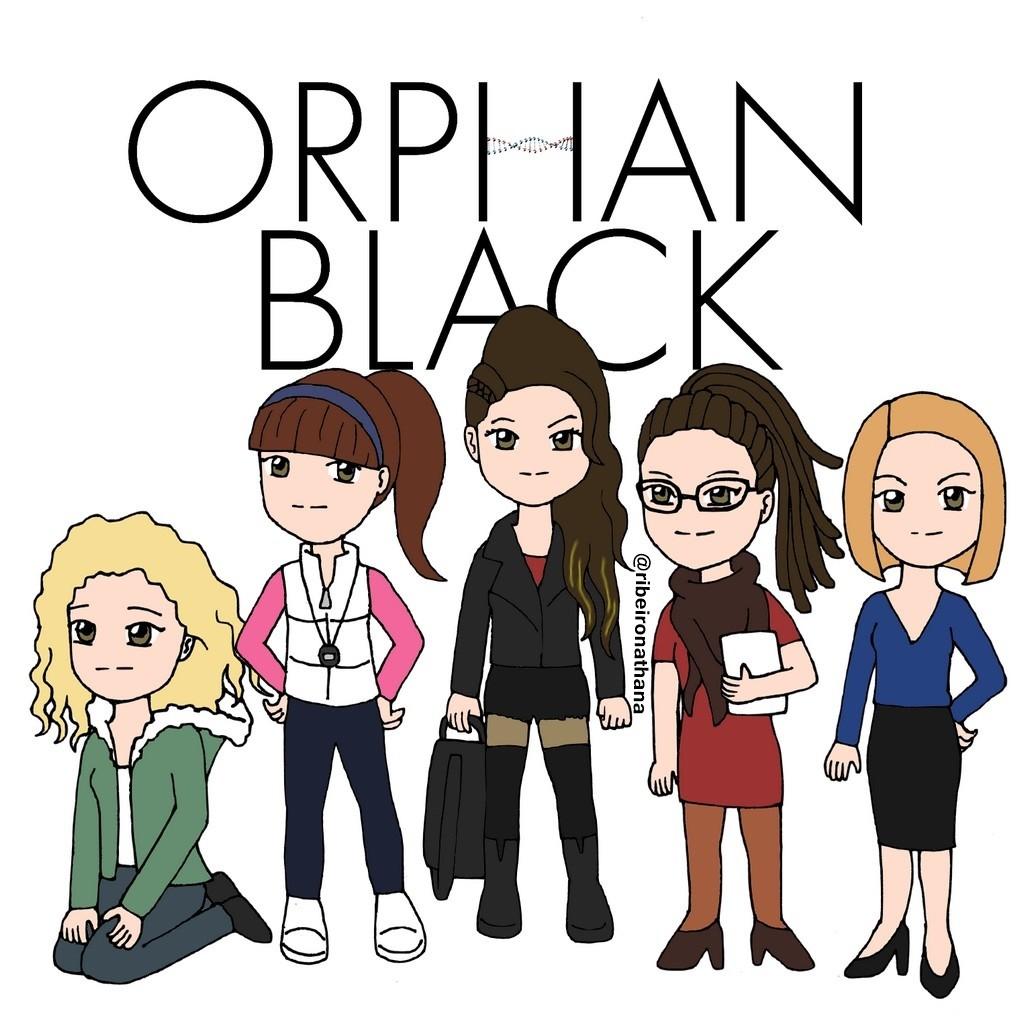 Orphan black celebrity fans