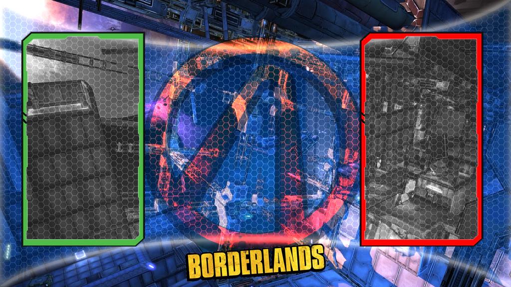 Borderlands Wallpaper - HUD by Drayle88