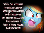 Pony Lantern Corp - Rainbow Loyalty Lantern