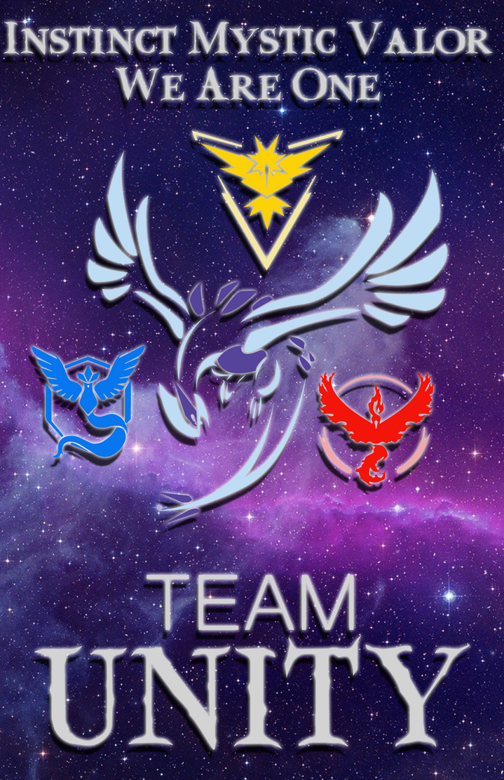 Team Unity by Drayle88