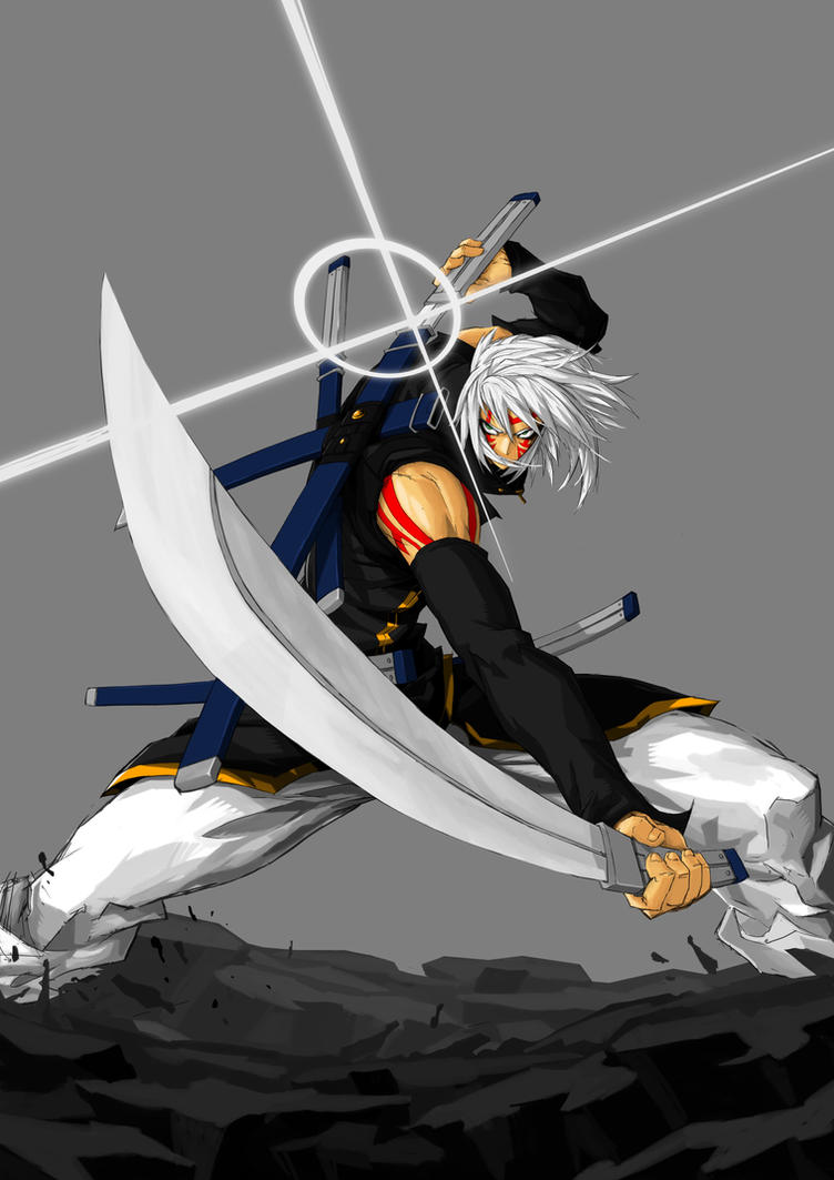 Chrono The Five Blades by finchzero