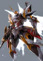 Pantheon Armour Genesis