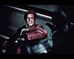 Get outta our way, Bats!! by Doppelgesicht22