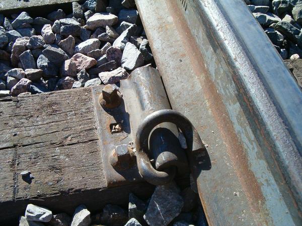 Railroad Track III by RBL-M1A2Tanker