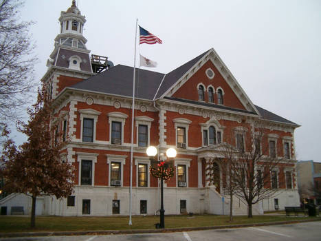 Courthouse II - Side View