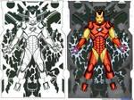 Iron Man - David Wong