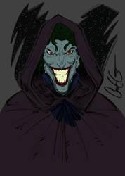 Jedi Joker - Preview by RBL-M1A2Tanker