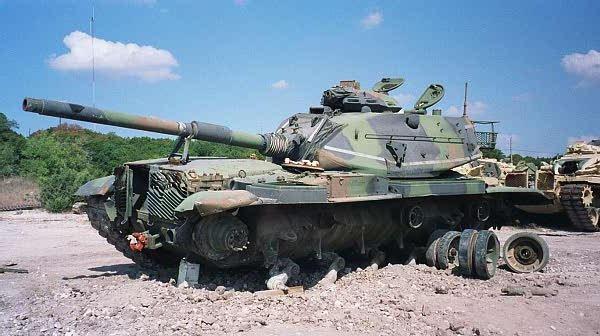 M60 Hulk by RBL-M1A2Tanker
