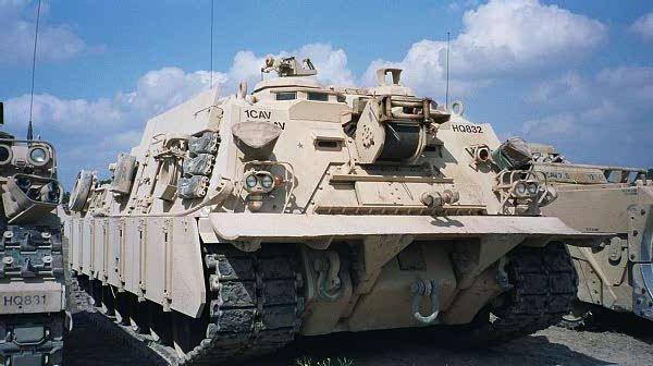 M88A2 Hercules - Oblique by RBL-M1A2Tanker