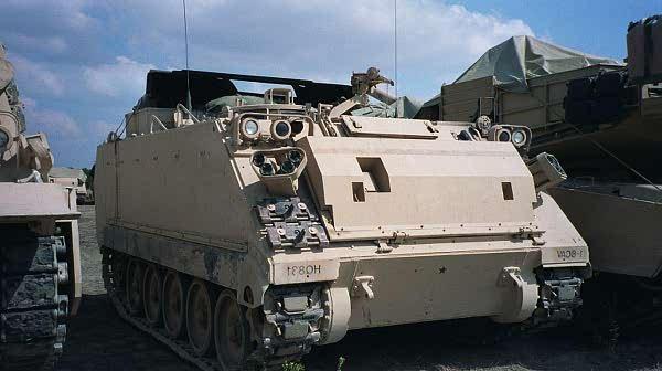 M113A3 - Oblique by RBL-M1A2Tanker