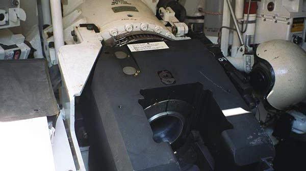 M1A2 Abrams 120mm Breech by RBL-M1A2Tanker