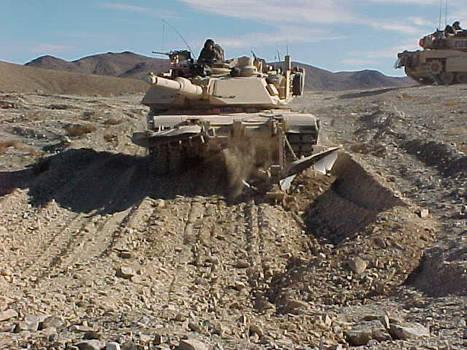 Alpha 23 - M1A2 Mineplow 2